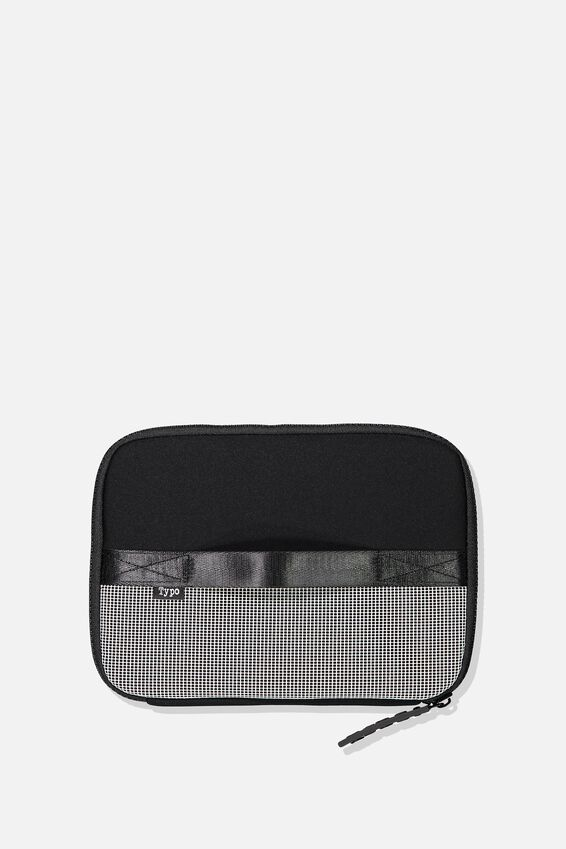 Metro Tablet Case, BLACK