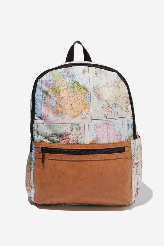 Everyday Backpack, MAPS