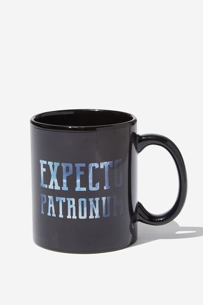 Heat Sensitive Mug, LCN WB HPO EXPECTO PATRONUM