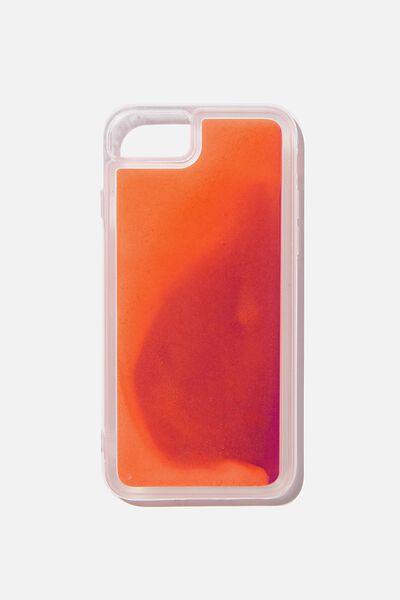Shake It Phone Case Universal 6,7,8, LIQUID SAND PINK