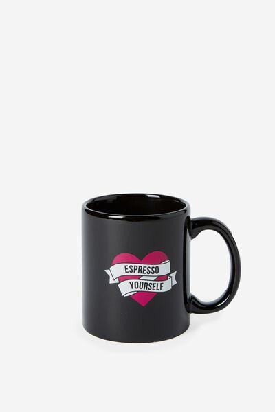 Anytime Mug, ESPRESSO YOURSELF
