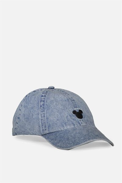 Novelty Caps, LCN DENIM MICKEY