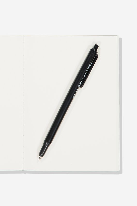 3Pk Small Notebooks, PET SELFIES