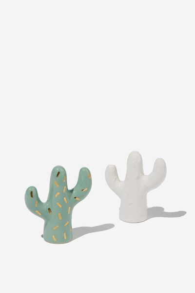 Shaped Jewellery Holders, CACTUS