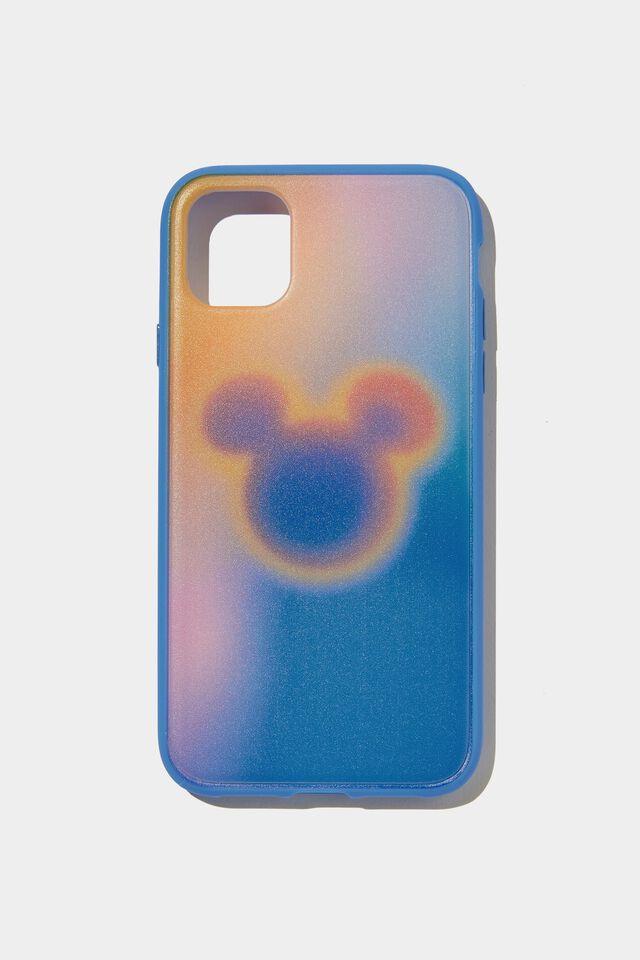 Protective Phone Case iPhone 11, LCN DIS MICKEY GRADIENT