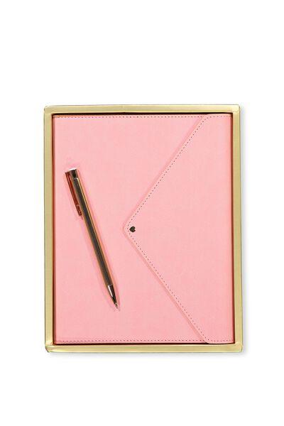 2018 Boxed Premium Diary, PINK