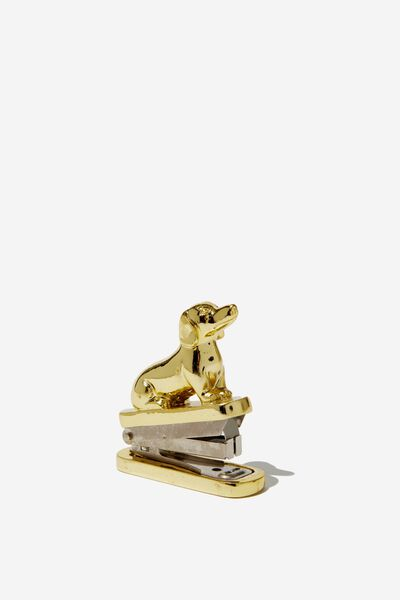 Shaped Mini Stapler, DACHSHUND