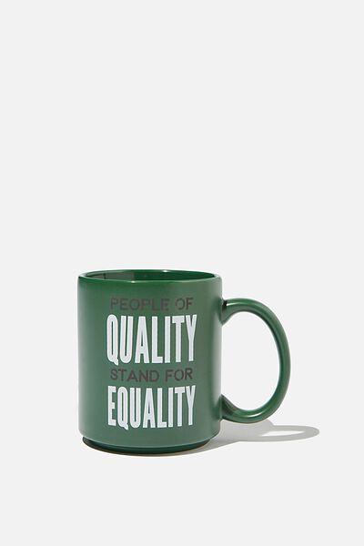 Daily Mug, PEOPLE OF EQUALITY