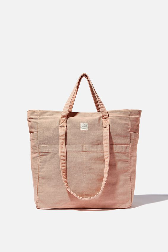 The Studio Tote Bag, CLAY