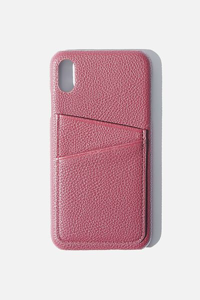 Cardholder Phone Case Iphone Xs Max, MULBERRY
