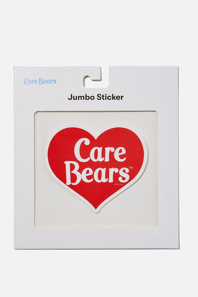 Jumbo Sticker, LCN CLC CARE BEARS