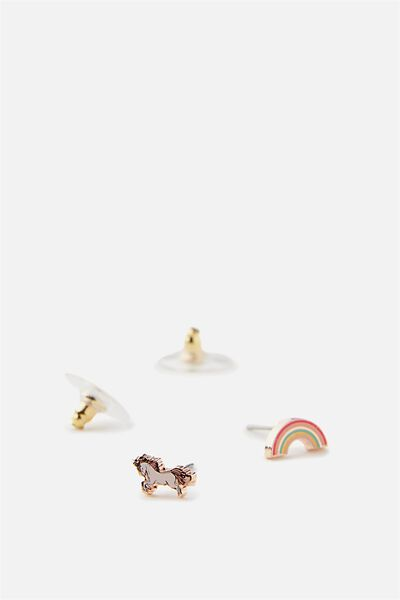 Novelty Earrings, UNICORN UPDATE