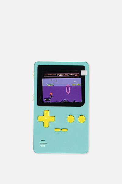 Mini Retro Gamer, AQUA