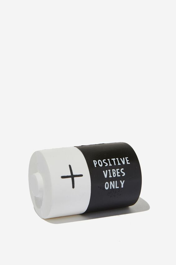 Novelty Squishy, POSITIVE VIBES ONLY