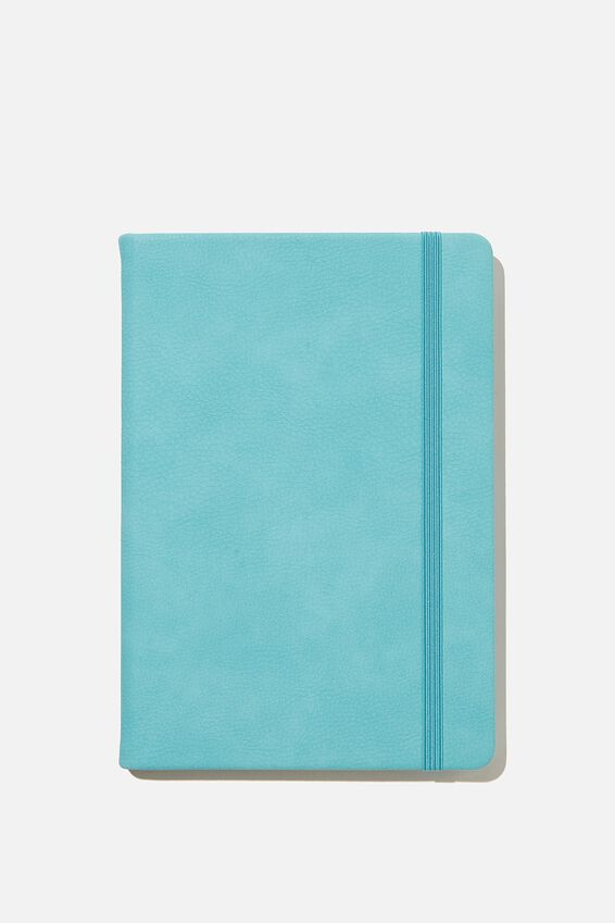 A5 Buffalo Journal, DUSTY TURQUOISE