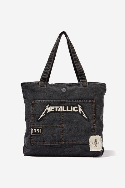 Tour Tote Bag, LCN PRO METALLICA US 2.0