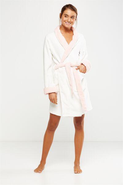 Bath Robe, CHAMPAGNE QUEEN