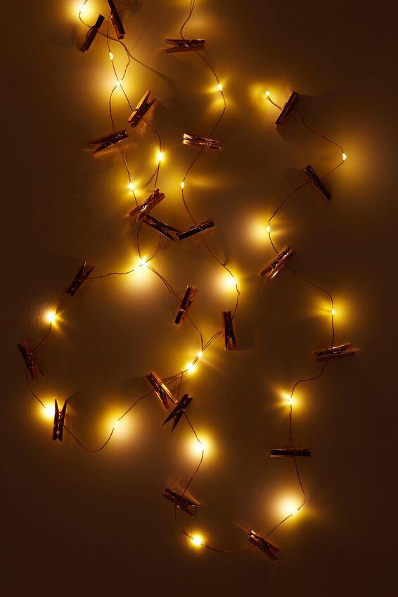 3M Novelty Twinkle Lights, PEGS