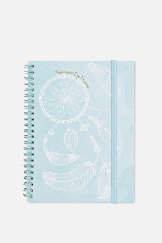 Small Spinout Notebook - V, DREAMCATCHER PROFESSIONAL