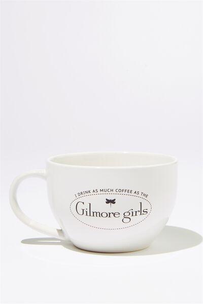Big Mouth Mug, LCN WB GILMORE GIRLS