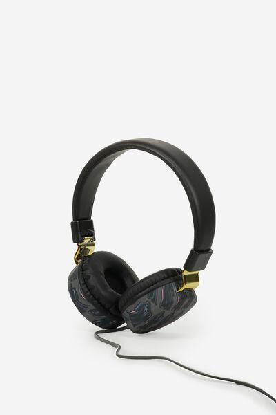 Dynamic Headphone, LCN DARTH