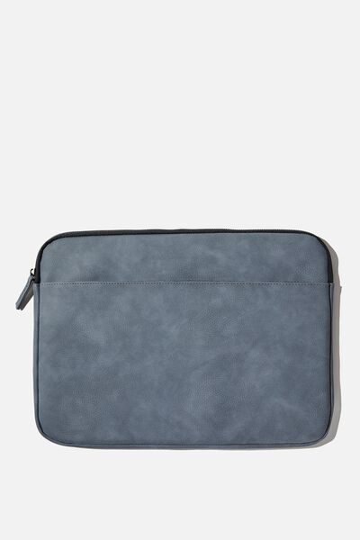 """Core Laptop Cover 15"""", RG WELSH SLATE"""