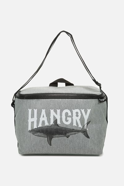 Cooler Lunch Bag, HANGRY SHARK