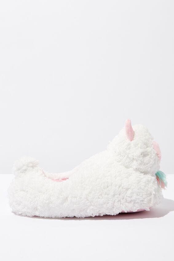 Novelty Slippers, LLAMA