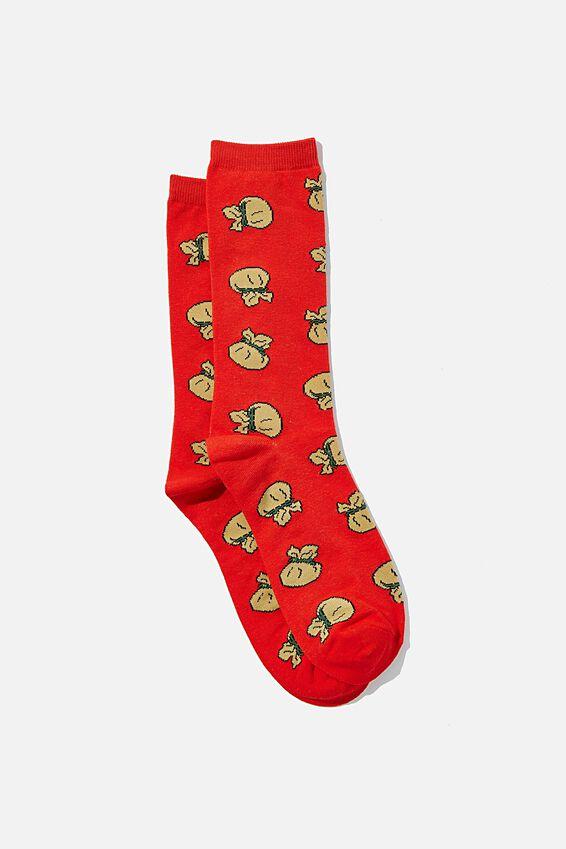 Socks, WONTONS
