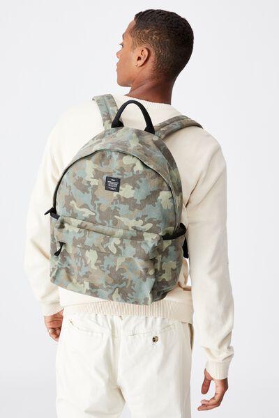 Fundamental Backpack, CAMO