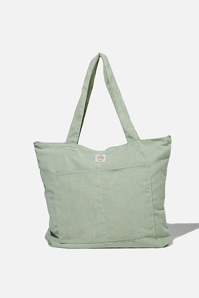 The Daily Tote Bag, GUM LEAF CORD