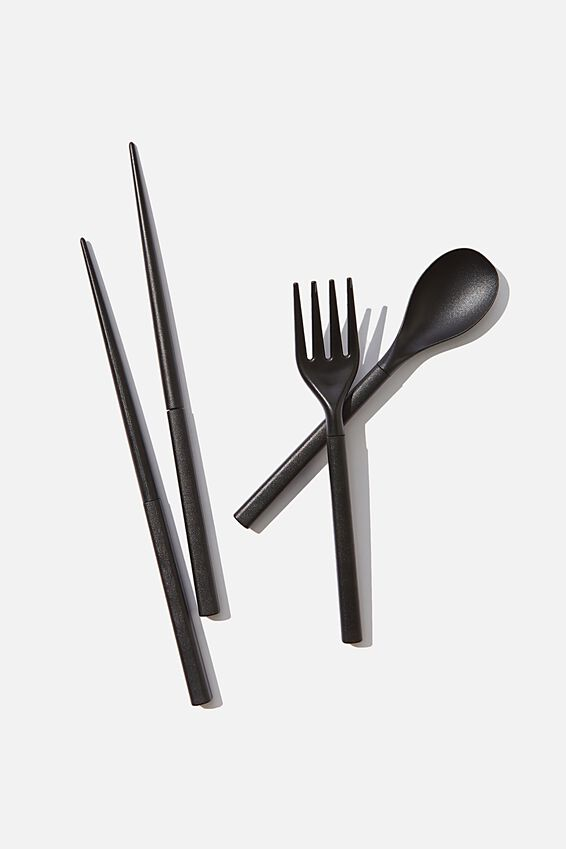 Lunch Cutlery Sets, HANGRY