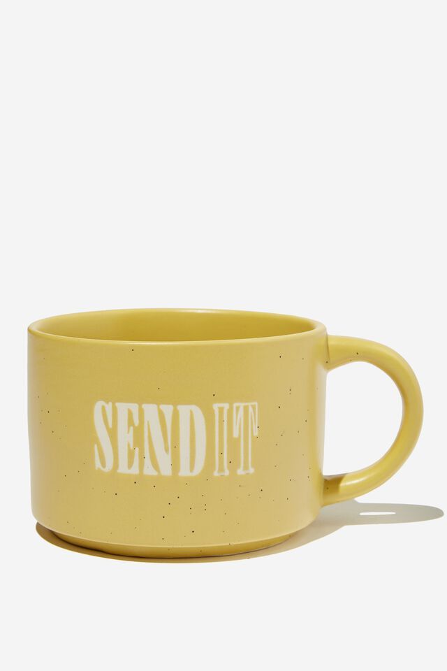 Big Hit Mug, SEND IT
