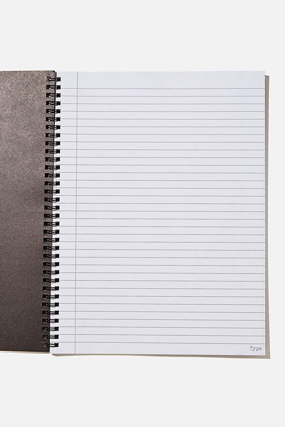 A4 Spinout Notebook Recycled, LCN SAN GU PRODUCTIVE DAY