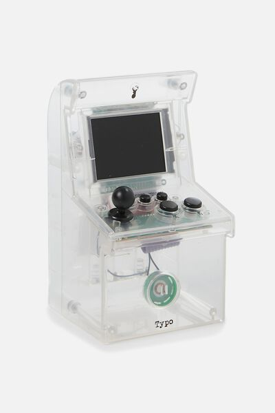 Arcade Game 2.0, TRANSPARENT