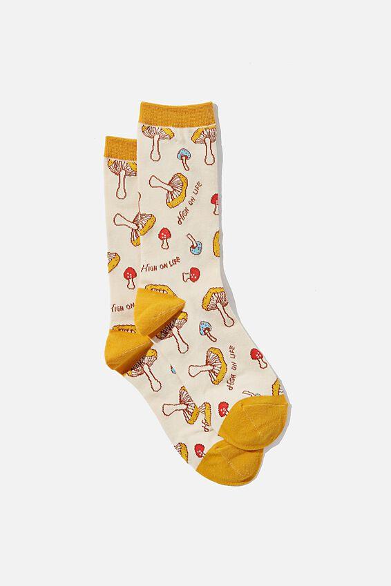 Socks, HIGH ON LIFE MUSHIES