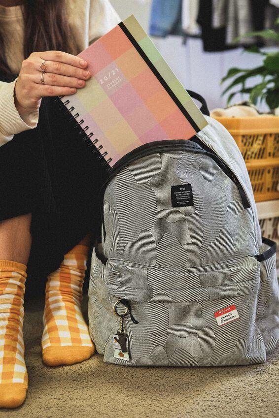 Fundamental Backpack, SPLICE LINES