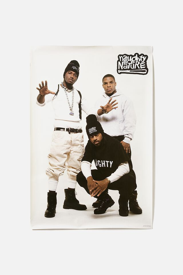 Lcn Poster, LCN MT NAUGHTY BY NATURE