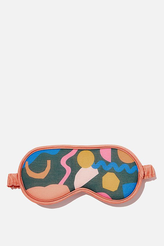Premium Eyemask, ABSTRACT SHAPES