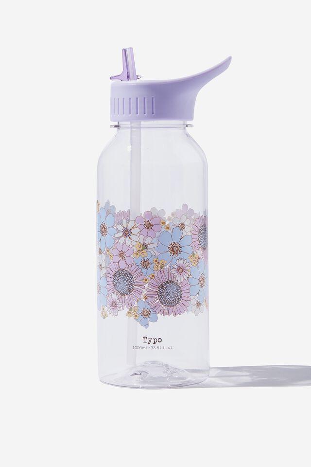 Drink It Up Bottle, SUNNIE FLORAL