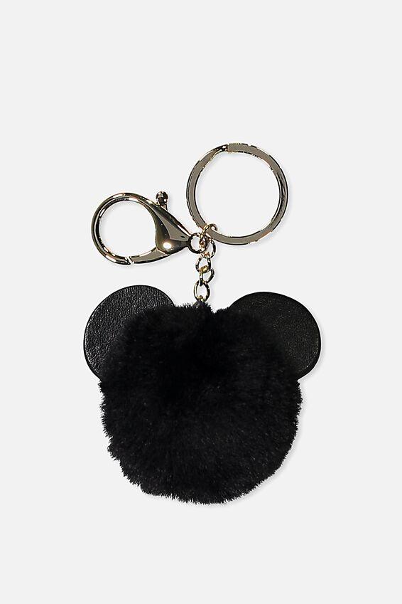 Mickey Keyring, LCN BLACK MICKEY EARS