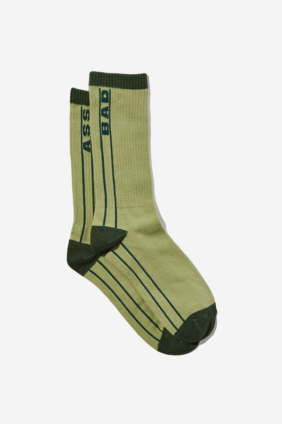 Socks, BAD ASS!