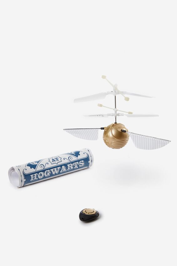 Flying Heleball Drone, LCN GOLDEN SNITCH