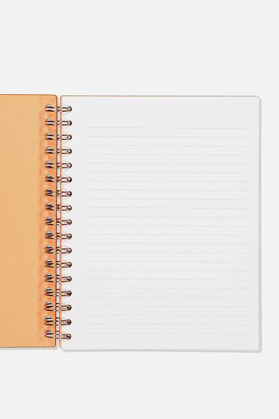 Ultimate Spiral Notebook, BLUSH PINK