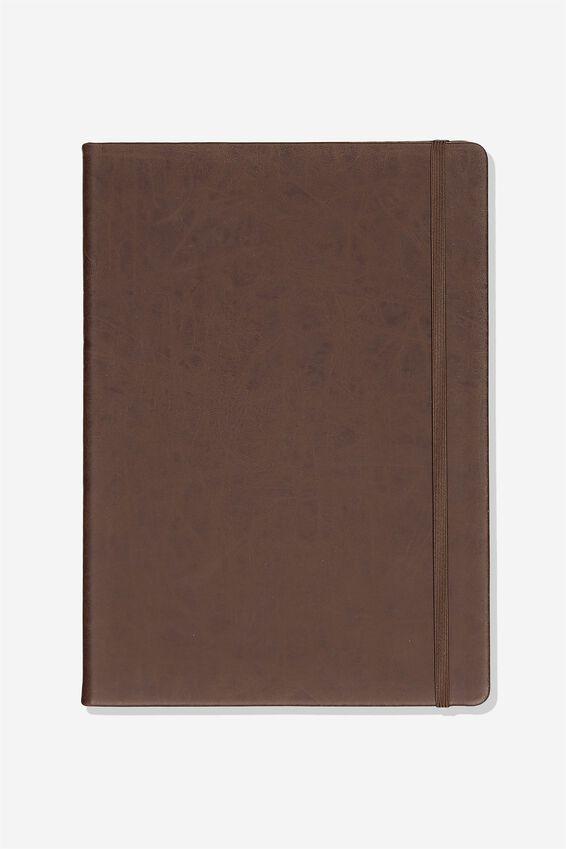 Large Blank Buffalo Journal,