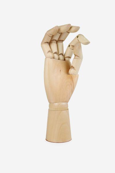 Manikin Hand, WOOD