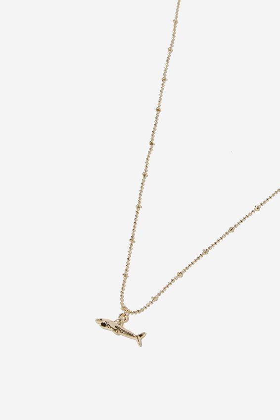Novelty Necklace, SHARK