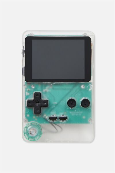 Retro Gamer, TRANSPARENT CLEAR