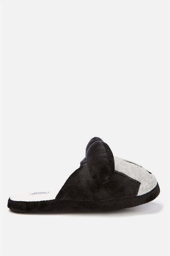 Disney Novelty Slippers, LCN MICKEY EARS