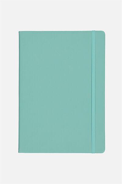 A4 Buffalo Journal, BLUE